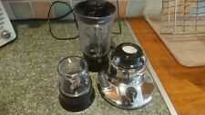 Kenwood Blender,two attachments.
