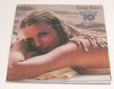 """""""10"""" Ravel's Bolero 45rpm POSTER Picture Sleeves (only) BO DEREK"""