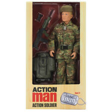 Action Man Retro Deluxe Figure Action Soldier