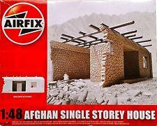 Airfix AFGHAN SINGLE STOREY HOUSE - 1/48 Scale - BARGAIN Price - Damaged Box