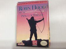 Nintendo NES juego - Robin Hood: Prince of Thieves