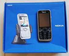 TELEFONO CELLULARE NAVIGATORE NOKIA E52 NERO/ARGENTO BLACK/SILVER GPS