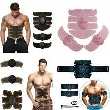 Abdominal Muscle Toner ABS Stimulator Trainer Body Smart EMS Fitness Training UK