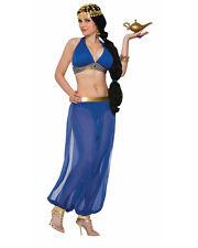 Adult's Desert Arabian Persian Princess Blue Haram Pants Costume Accessory