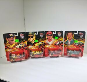 RACING CHAMPIONS 1998 LOT of 4 Die Cast Cars 50th Ann. - NEW In Package! NASCAR
