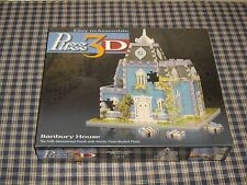 1999 Puzz-3D Milton Bradley Banbury House Factory Sealed