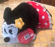 Pillow Pets Disney Minnie Mouse Day Care Throw Decor Pillow