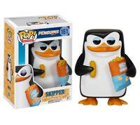 Penguins of Madagascar Skipper Pop! Vinyl Figure