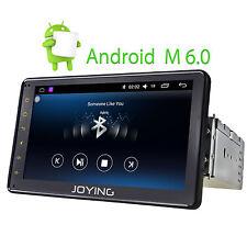 Android Autoradio 1-DIN mit DAB AUX USB NAVI BLUETOOTH DAB+ OBD2 WIFI 4CORE