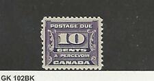 Canada, Spedizione Francobollo, #J14 come Nuovo Nh , 1933, Jfz