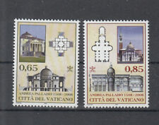 G 005 ) VATICAN 2008 MNH - 500th birthday of Andrea Palladio  mint never hinged