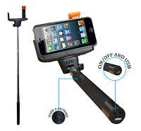 Wireless Bluetooth Mobile Phone Telescopic Monopod Camera Holder Selfie Stick