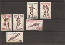 lot de 14 timbres du SENEGAL , tous neufs ( 2 scans)