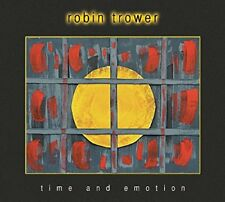 Robin Trower - Time And Emotion [CD]