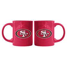 Nfl Coffee Cup San Francisco 49ers Rally Mug Cup Coffee Tea Mug Football
