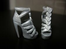 Barbie Doll Clothes/Shoes *Mattel Strappy High Heels *New* #425