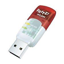 AVM FRITZ! WLAN USB Stick Wifi Adapter 433 Mbit für Fritzbox 7270 Dongle Fritz