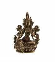 Soprammobile Tibetano Tara Divinità Buddista 9 CM 250g Peterandclo 7014