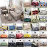 1 2 3 4 Seater Stretch Sofa Cover Couch Lounge Recliner Slipcover Protector AU