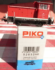 Piko 52632 H0 Diesel Br 312 DB Ag Epoch 5/6 with Dss + LED Light Red/White