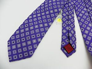 Alfani Men's Neck Tie Necktie OS Silk or Silk Blend Assorted Colors Patterns
