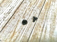 Stevens Tang Sight Screws For Ideal, Favorite, Crackshot, Maynard Jr. 70,71 Set