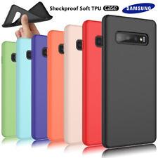 For Samsung Galaxy S10e/S10 Plus/S9 Original Soft Silicone Ultra Thin Case Cover