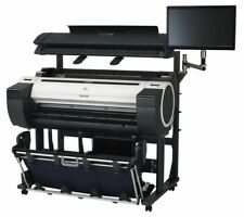Canon Imageprograf Ipf765 36 Large Format Inkjet Printer Scanner