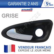 POIGNEE INTERIEURE AVANT GAUCHE CONDUCTEUR SEAT IBIZA 08-12 3 & 5 PORTES - GRISE