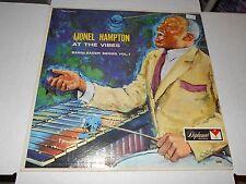 LIONEL HAMPTON at The Vibes Bandleader Series Vol. 1 Diplomat LP '62