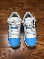 Nike Air Jordan 11 Retro Low Tar Heels Blue 505835-106 Size 3 Y Boys Shoes Rare