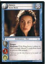 Lord Of The Rings CCG Card RotEL 3.U7 Arwen, Elven Rider