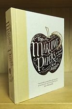The Marlowe Papers - Ros Barber **Signed & Dated 1st/1st** + Promotional Card