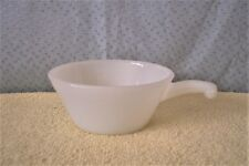 ANCHOR HOCKING FIRE KING OVEN WARE 12 oz HANDLED FRENCH CASSE MINT