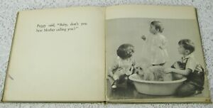 """Charming Vintage Book, 1932 - """"Sally & her Friends"""", by Lena Towsley. Rare Book."""