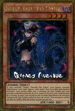 Yu-Gi-Oh ! Isolde, Belle des Enfers PGL2-FR010 (PGL2-EN010) VF/GOLD SECRET