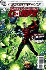 Green Lantern Corps Vol. 2 (2006-2011) #50
