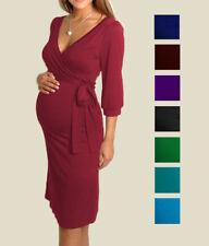 Kleid Shirtkleid Schwangerschaftskleid Stillkleid Baumwolle schöne Farben