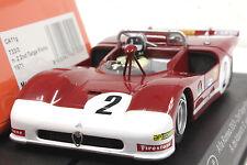 SLOT IT SICA11G ALFA ROMEO 33/3 2nd AT TARGA FLORIO 1971 NEW EVO6 1/32 SLOT CAR
