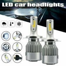 H4 9003 36W 330000LM LED Headlight kit Lamp Bulbs Globes High Low Beam Upgrade