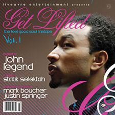 Statik Selektah John Legend Get Lifted The Feel Good Soul Mixtape Vol. 1 R&B