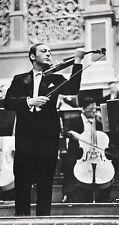 1933/66 Vintage Beethoven JASCHA HEIFETZ Violin Music 11x14 ~ ALFRED EISENSTAEDT