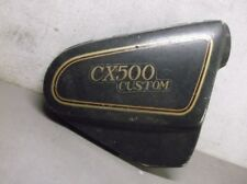 Used Right Side Cover for 1980-81 Honda CX500C Custom