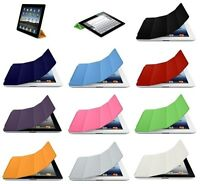 Tri-Fold Slim W/Stand Smart Magnetic Front Cover For iPad2 3 4 Air/5 Air2/6Mini