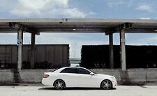 2010-16 MERCEDES BENZ E 550 ADJUSTABLE LOWERING LINKS SUSPENSION KIT 4MATIC v1