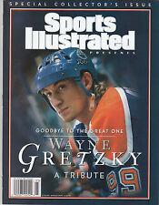 1999 Wayne Gretzky Sports Illustrated SI Commemorative Tribute Magazine NL