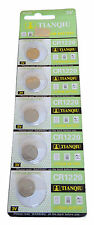 5 x CR1220 DL1220 BR1220 CR-1220 LM1220 280-20 Lithium Button Cell Watch Battery