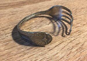 Silver Fork Bangle ( Gifts ) Vintage
