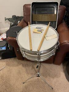 LUDWIG 2408 Vintage Acrolite Snare Drum Stand Case USA Vintage