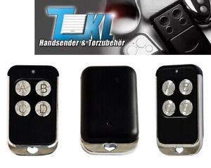 TKL Mini NEW kompatibel zu NICE FLO1 FLO2  FLO4 SM2 Smilo 433 MHz TKL 433,92 MHz